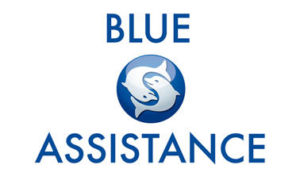Blue assistence