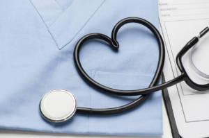 medico della salute per codici bianchi