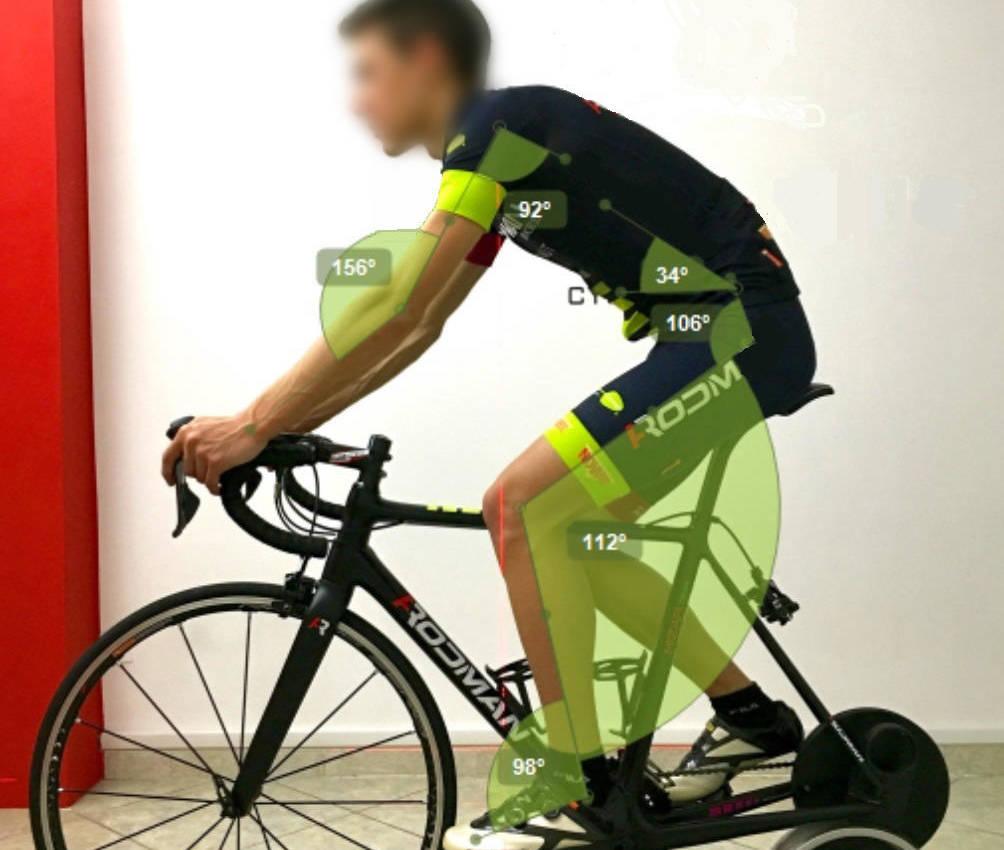 Visita Biomeccanica con analisi pedalata 1