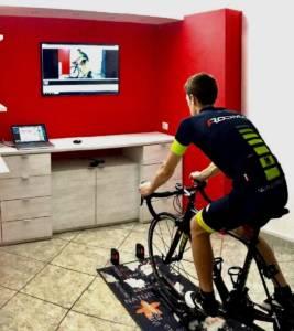 Visita Biomeccanica con analisi pedalata 3