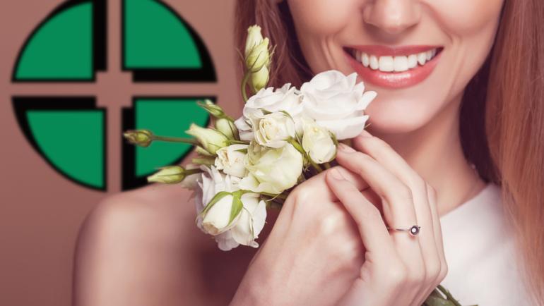 Un sorriso da sposare